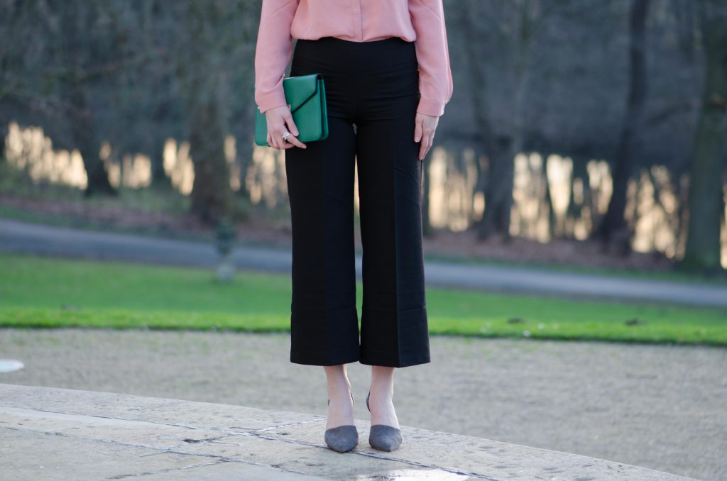 Culottes for Christmas - Christmas Outfit - Holiday Outfit - Weihnachtsoutfit 2-5